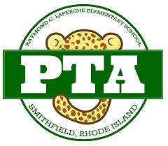 The New R.C. LaPerche PTA Logo