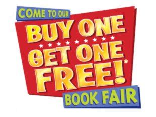 Scholastic BOGO Book Fair – April 11th